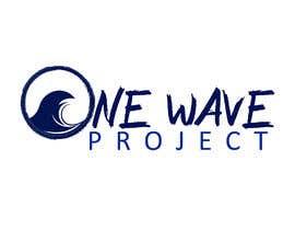 Nro 63 kilpailuun One wave logo käyttäjältä payel66332211