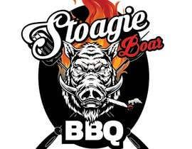 Nro 46 kilpailuun Stoagie Boar BBQ - Logo käyttäjältä DANIELAPPIAH