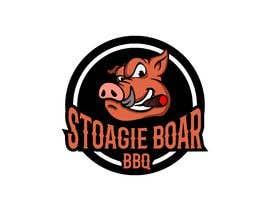 Nro 28 kilpailuun Stoagie Boar BBQ - Logo käyttäjältä artdjuna