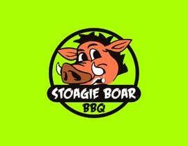 Nro 71 kilpailuun Stoagie Boar BBQ - Logo käyttäjältä adspot