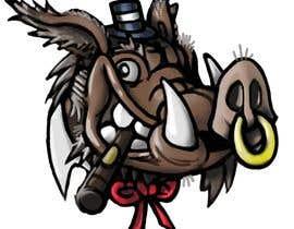 Nro 25 kilpailuun Stoagie Boar BBQ - Logo käyttäjältä tohazombi