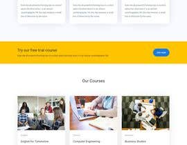 jahangir505 tarafından Design and code (html,CSS(bootstrap 4), javascript) için no 23