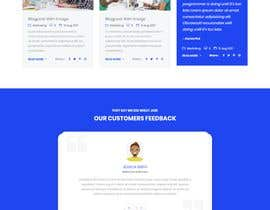 #14 para Design My Company Website - Proyah por EmonAhmedDev