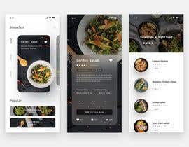 #22 para Design and develop beautiful frontend for a restaurant app por ITEd0