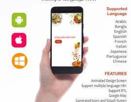#20 para Design and develop beautiful frontend for a restaurant app por benardeli