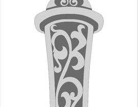 #5 for I need this scroll to be recreated in vector form so I can give to print shop to print on glass by hvngroup