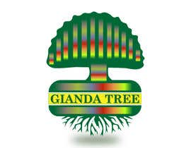 #198 для Logo/Sign - GIANDA TREE от hamedosman2010