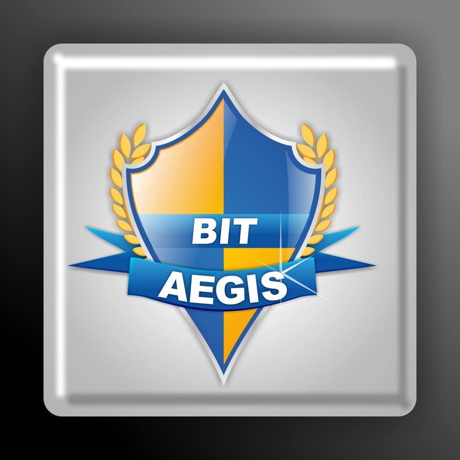 Penyertaan Peraduan #                                        18                                      untuk                                         PC Badge Logo for Bit Happens
