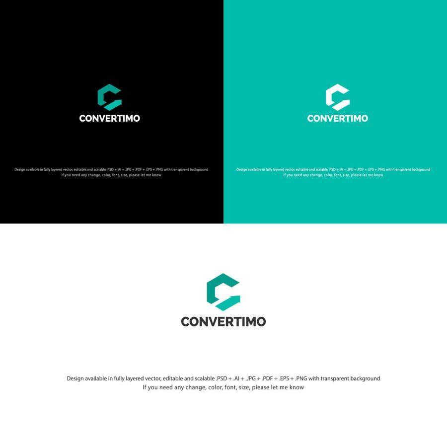I need a modern & professional logo for a digital ...