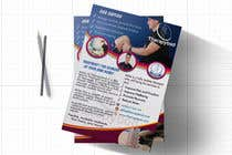 Graphic Design Contest Entry #70 for Flyer needed for therapy/massage business. High quality design and print clear.