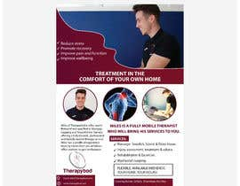 #68 for Flyer needed for therapy/massage business. High quality design and print clear. by SiddharthBakli