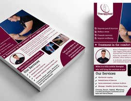 #76 for Flyer needed for therapy/massage business. High quality design and print clear. by hsabbir520
