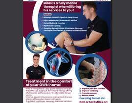 Nro 45 kilpailuun Flyer needed for therapy/massage business. High quality design and print clear. käyttäjältä saifulalamtxt