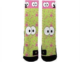 Nro 4 kilpailuun Create a fun sock design to match a shoe käyttäjältä ratnakar2014