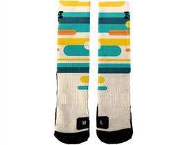 #6 for Create a fun sock design to match shoe af apnchem