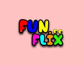 #67 cho FunFlix Logo for youtube channel bởi mehedi24680