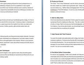 #9 for PLR Article Re-Writer for Motivation Articles by powderkola