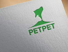 #211 cho Pet company logo design bởi faysalamin010101