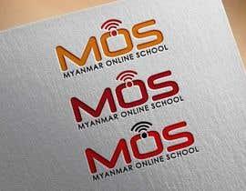 """#28 for Design a Logo for """"Myanmar Online School"""" -- 2 af LincoF"""