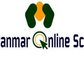 """#13 for Design a Logo for """"Myanmar Online School"""" -- 2 af kingzero07"""
