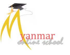 """#19 for Design a Logo for """"Myanmar Online School"""" -- 2 af definatelyforme"""