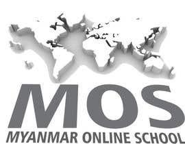 """#17 for Design a Logo for """"Myanmar Online School"""" -- 2 af psolite"""