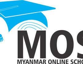 """#18 for Design a Logo for """"Myanmar Online School"""" -- 2 af psolite"""