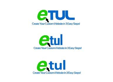 #36 for Logo Design for etul by bogdanrata