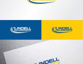 #68 для Need a new modern logo for Lindell Motorsports ASAP! от QNed