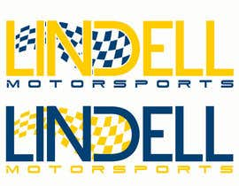 #91 для Need a new modern logo for Lindell Motorsports ASAP! от Safemode2511