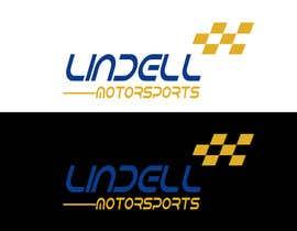 nazish123123123 tarafından Need a new modern logo for Lindell Motorsports ASAP! için no 96