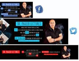 MohammedMaher84 tarafından Make me a Professional Grade Pixel-Perfect YouTube, Twitter and Facebook Cover Photo için no 140