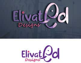Nro 81 kilpailuun Logo for Elivated Designs käyttäjältä KREATION87