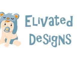 Nro 22 kilpailuun Logo for Elivated Designs käyttäjältä tatyanalauden