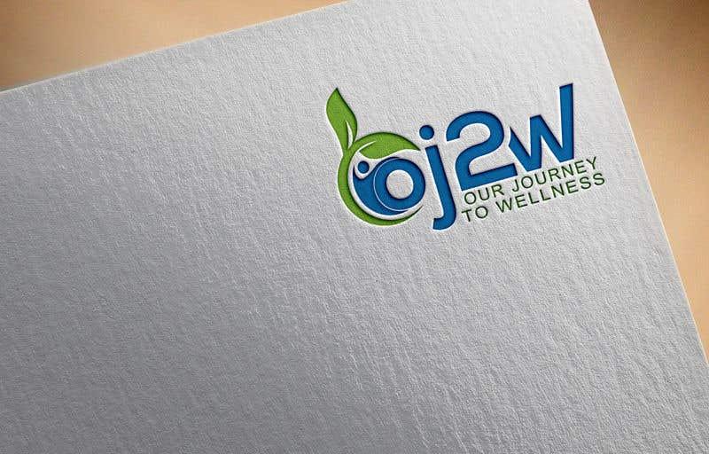 Konkurrenceindlæg #46 for oj2w (our journey to wellness)