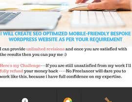 #8 for Homepage design and product retouch af SheerMarketing