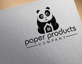 Nro 58 kilpailuun Logo design for paper products company käyttäjältä abulbasharb00
