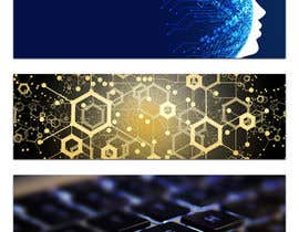 #30 for Create Two Banner Images for a Tech Website af irinshahriar