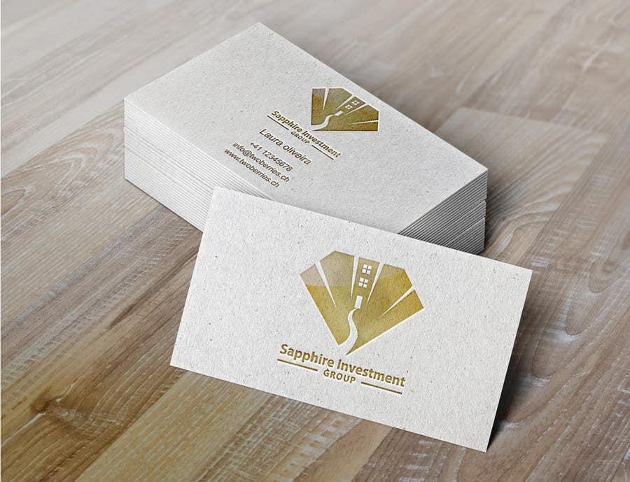 Entry #109 by gohardecent for Design some Business Cards for ...