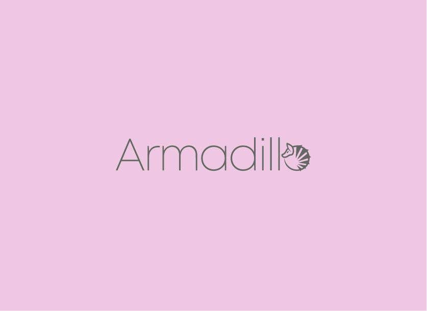 Penyertaan Peraduan #604 untuk Armadillo Logo