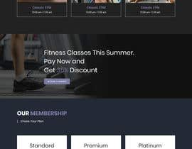 #5 cho Fitness Website - Videos bởi akterfr