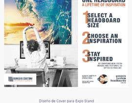 Nro 79 kilpailuun Expo stand: Genesis custom headboards käyttäjältä kalolleroMarroon