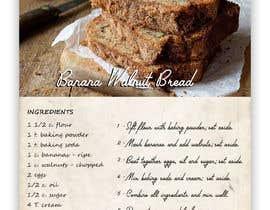 #14 for Make a recipe journal by KavkeeDesigns
