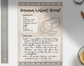 #11 for Make a recipe journal by CosmicOwl95