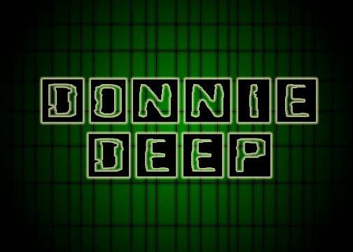 Inscrição nº                                         42                                      do Concurso para                                         Logo Design for a house DJ/Producer named DONNIE DEEP