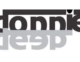 nº 57 pour Logo Design for a house DJ/Producer named DONNIE DEEP par mehulgolania005