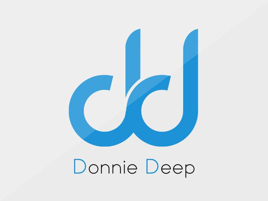 Inscrição nº                                         10                                      do Concurso para                                         Logo Design for a house DJ/Producer named DONNIE DEEP