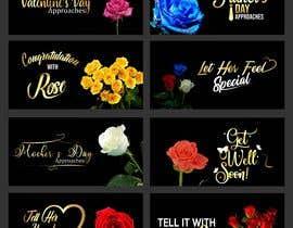 #61 untuk 8 banners for flowershop oleh rahman09abd