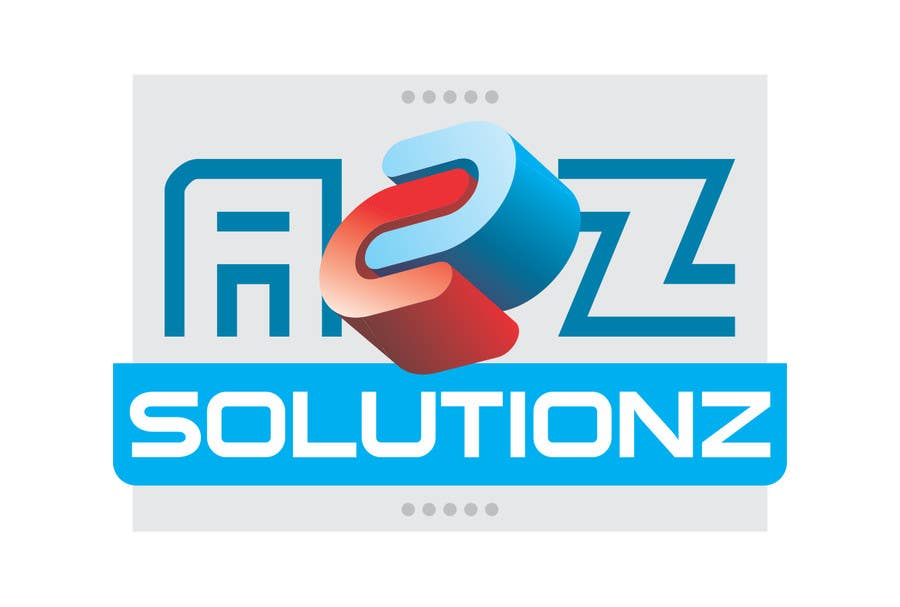 "Bài tham dự cuộc thi #                                        27                                      cho                                         Design a Logo for my Freelancer profile ""a2zsolutionz"""