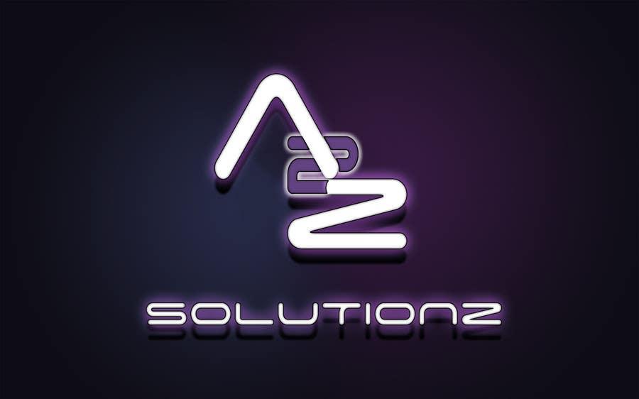 "Bài tham dự cuộc thi #                                        29                                      cho                                         Design a Logo for my Freelancer profile ""a2zsolutionz"""